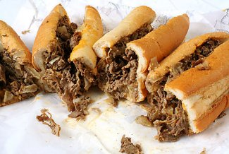 Utah's Best Philly Cheesesteaks