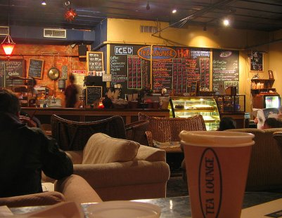 Salt Lake City's Best Coffee Houses