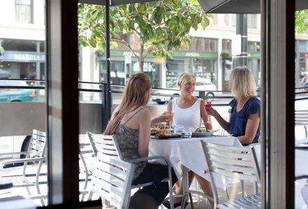 Salt Lake City's Best Outdoor Patio Dining